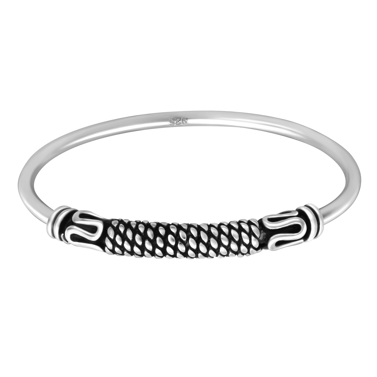Tribal | Ring 925 zilver