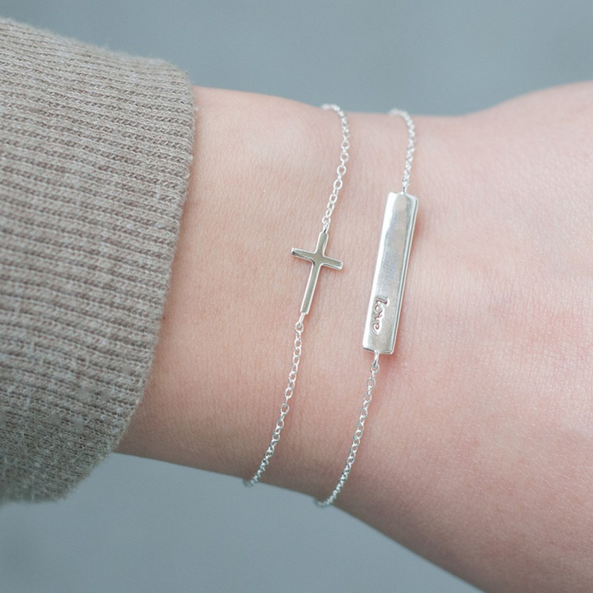 Love | Armband 925 zilver