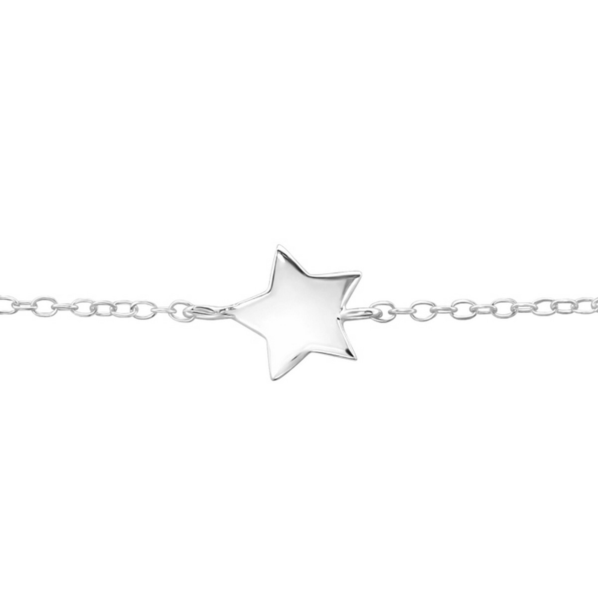 Star | Armband 925 zilver