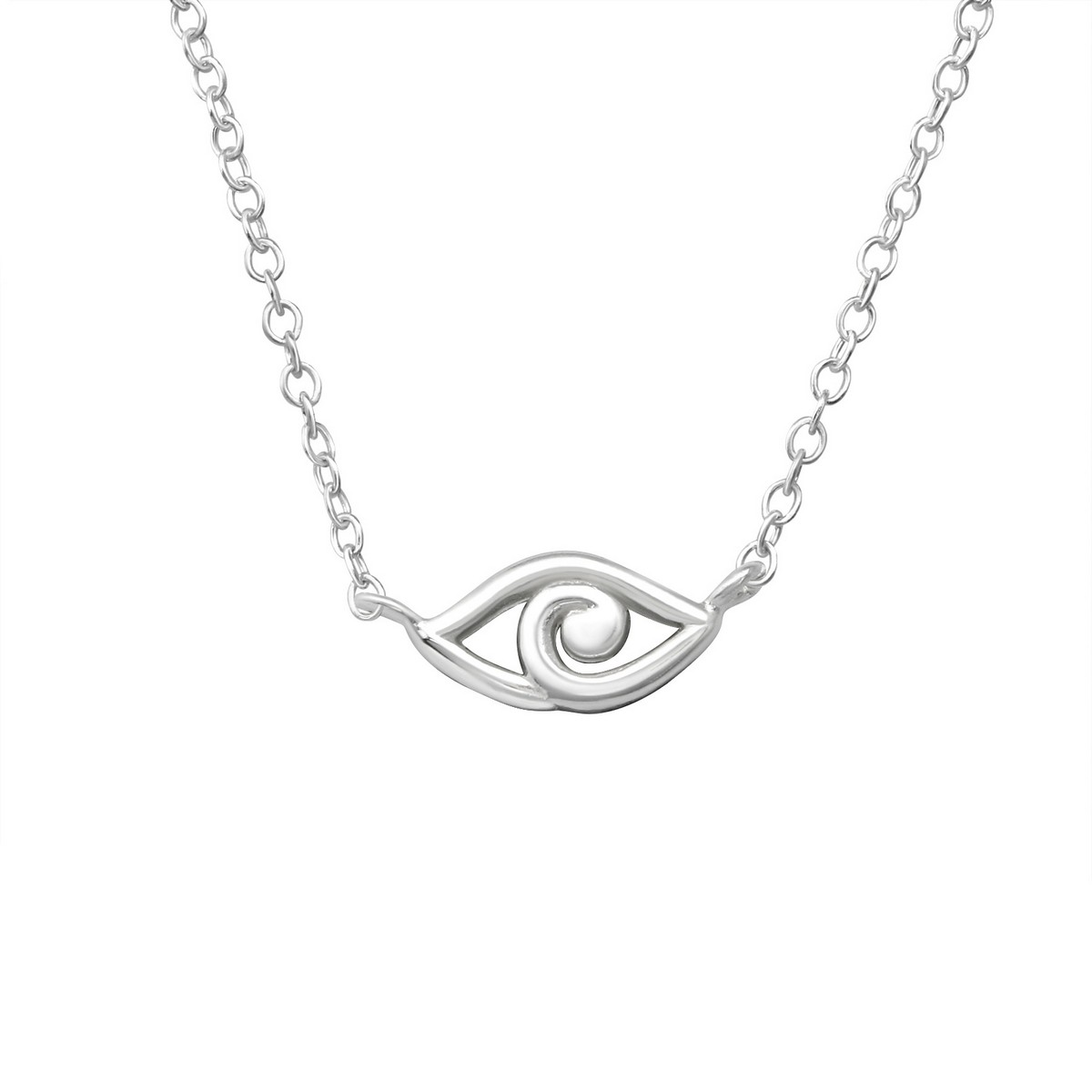 Eye of the beholder | Ketting 925 zilver