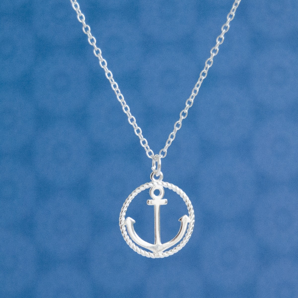 Anchor | Ketting 925 zilver