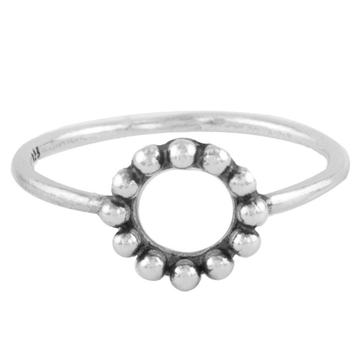 Cirkle Dots | Ring 925 zilver