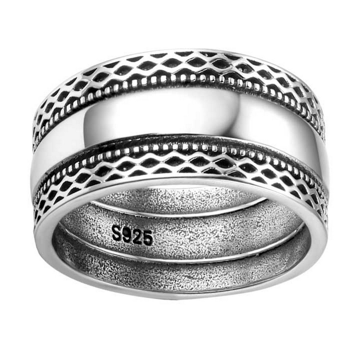 Isa | Ring 925 zilver