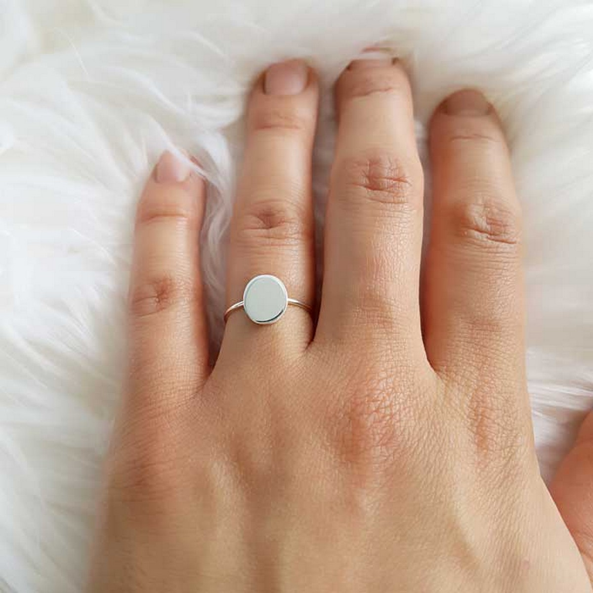 Coin | Ring 925 zilver