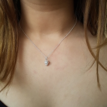 Pine Cone | Ketting 925 zilver