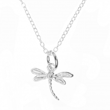 Dragonfly | Ketting 925 zilver