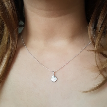 Shell | Ketting 925 zilver
