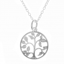 Tree | Ketting 925 zilver
