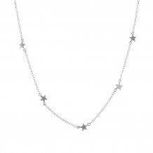 Stars | Ketting 925 zilver