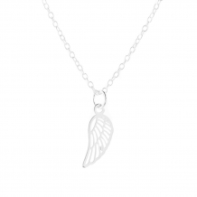 Wing | Ketting 925 zilver